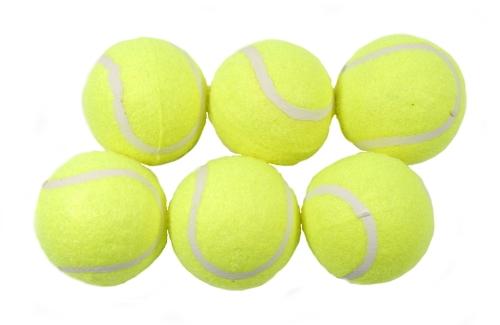 www gundogz nl tennisballen 6 stuks geelTennisballen #18